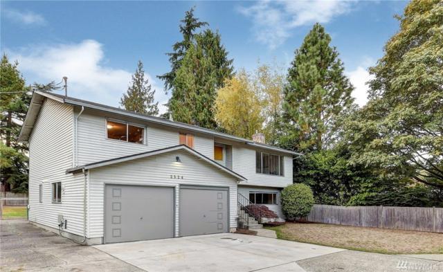 2324 N 187th St, Shoreline, WA 98133 (#1207224) :: Keller Williams Realty Greater Seattle