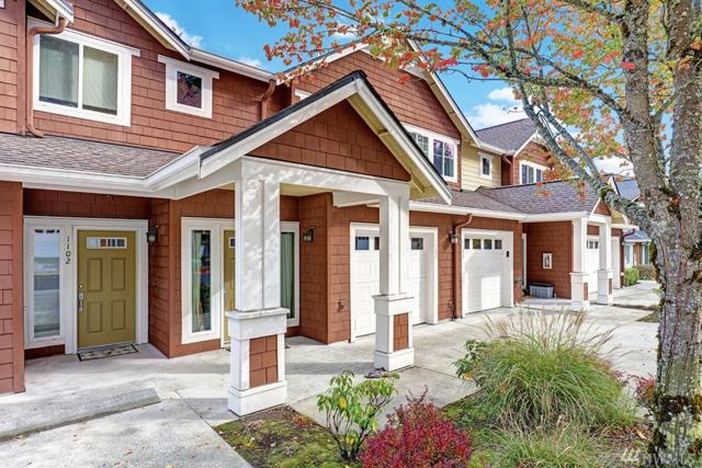 5551 Lakemont Blvd SE #1102, Bellevue, WA 98006 (#1207411) :: Ben Kinney Real Estate Team