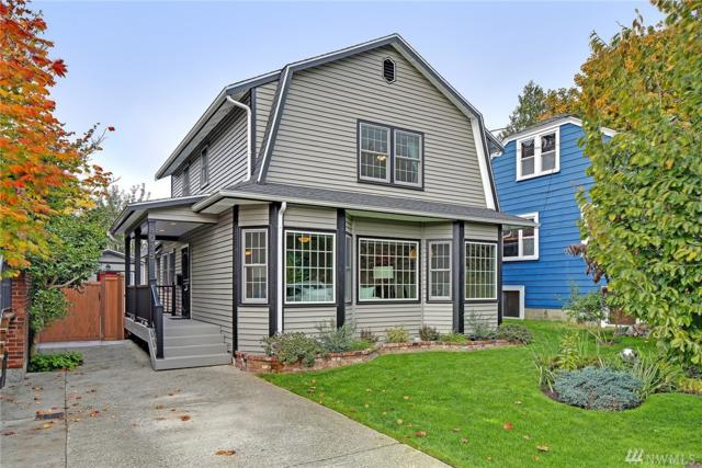 8035 Bagley Ave N, Seattle, WA 98103 (#1207557) :: Pickett Street Properties