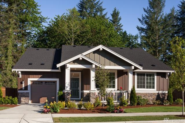 1291 Litle Si  (Lot 2) Ave SE, North Bend, WA 98045 (#1207585) :: Ben Kinney Real Estate Team