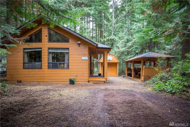 1321 King Valley Dr, Maple Falls, WA 98266 (#1207724) :: Ben Kinney Real Estate Team