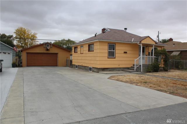 123 F St NE, Ephrata, WA 98823 (#1207759) :: Ben Kinney Real Estate Team