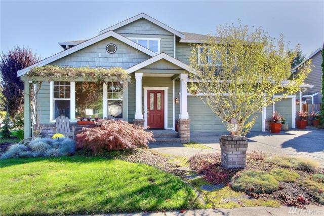 1133 23rd St NW, Puyallup, WA 98371 (#1207818) :: Ben Kinney Real Estate Team