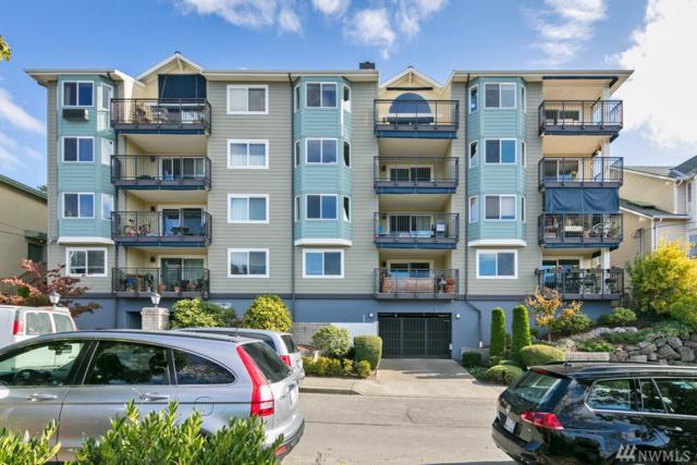 8720 Phinney Ave N #11, Seattle, WA 98103 (#1207821) :: Ben Kinney Real Estate Team
