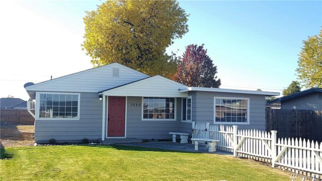 1023 Oregon St, Moses Lake, WA 98837 (#1207854) :: Ben Kinney Real Estate Team