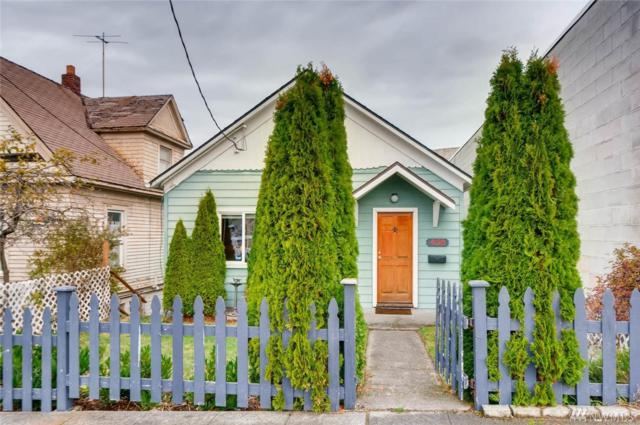 450 N 35th St, Seattle, WA 98103 (#1207898) :: Homes on the Sound