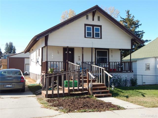 303 S 4th St, Harrington, WA 99134 (#1207910) :: Ben Kinney Real Estate Team