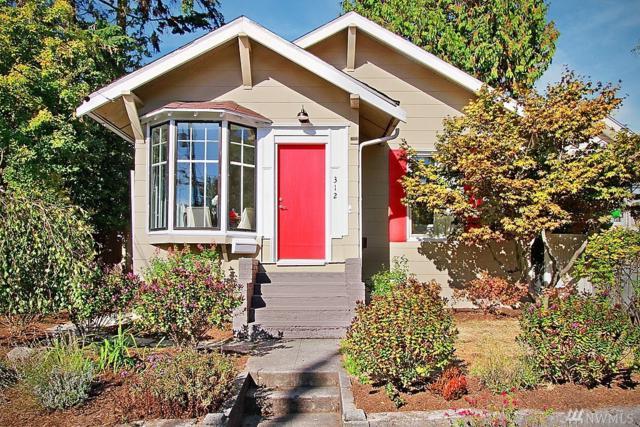 312 NW 74th St, Seattle, WA 98117 (#1208205) :: Ben Kinney Real Estate Team