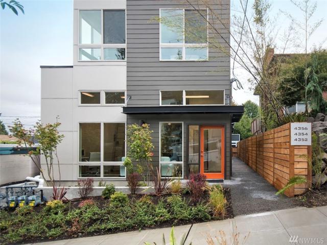 4354 32nd Ave W, Seattle, WA 98199 (#1208309) :: Ben Kinney Real Estate Team
