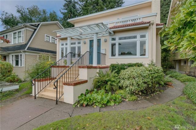 839 E Gwinn Place, Seattle, WA 98102 (#1208440) :: Ben Kinney Real Estate Team