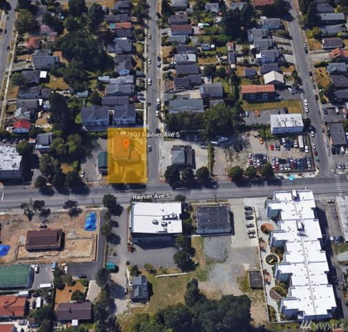 7801 Rainier Ave S, Seattle, WA 98118 (#1208495) :: Tribeca NW Real Estate