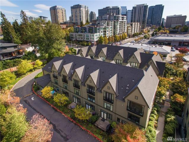 10595 NE 12th Place #105, Bellevue, WA 98004 (#1208497) :: Ben Kinney Real Estate Team