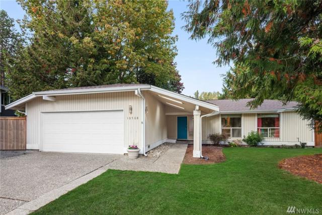10508 NE 124th Ct, Kirkland, WA 98034 (#1208584) :: Ben Kinney Real Estate Team