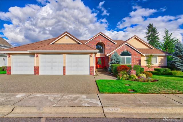 15213 136th Ave E, Puyallup, WA 98374 (#1208609) :: Keller Williams Realty
