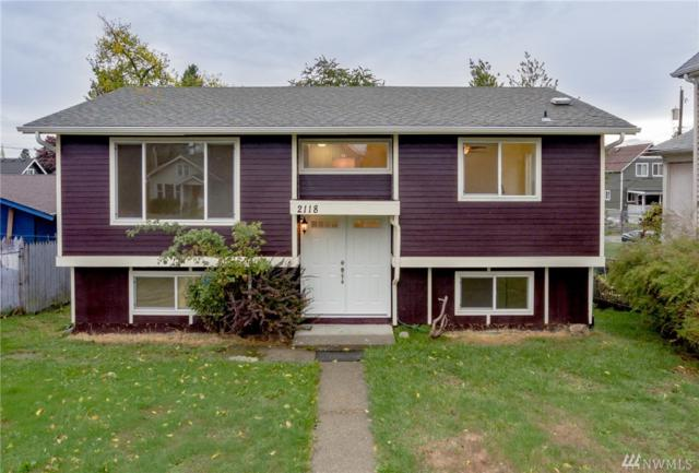2118 S M St, Tacoma, WA 98405 (#1208771) :: Ben Kinney Real Estate Team