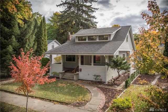 206 E 10th Ave, Ellensburg, WA 98926 (#1208793) :: Ben Kinney Real Estate Team