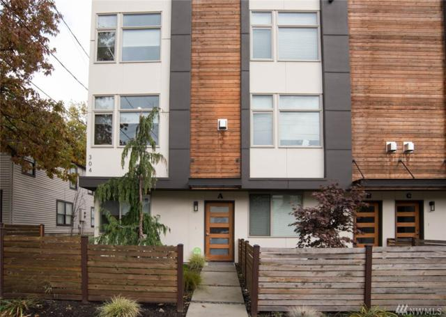 304 26th Ave S A, Seattle, WA 98144 (#1208856) :: Ben Kinney Real Estate Team