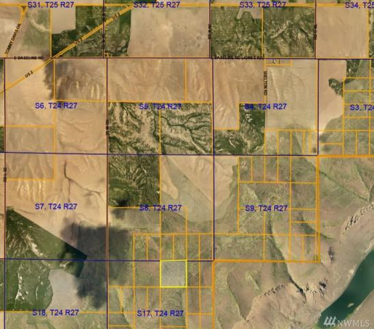0 40 Acres Undeveloped Land, Coulee City, WA 99115 (#1209021) :: Homes on the Sound