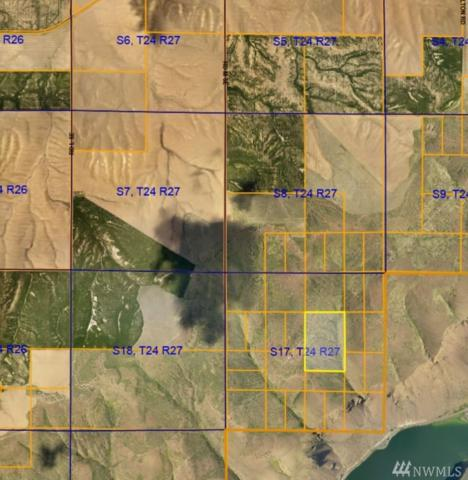 0 60 Acres Undeveloped Land, Coulee City, WA 99115 (#1209088) :: Real Estate Solutions Group