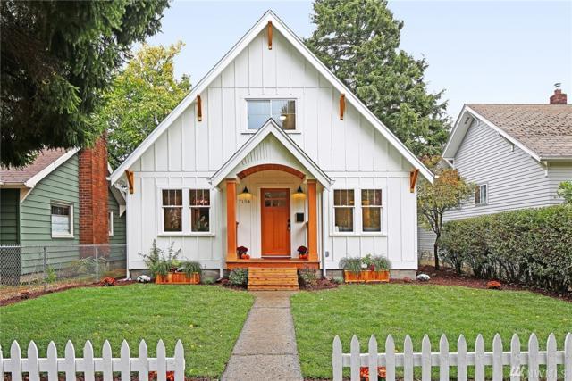 7154 32nd Ave SW, Seattle, WA 98126 (#1209145) :: Ben Kinney Real Estate Team
