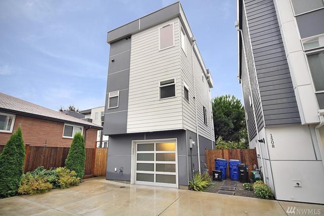 1512 NW 63rd St, Seattle, WA 98107 (#1209367) :: Ben Kinney Real Estate Team