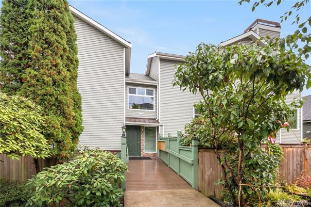 1836 25th Ave #102, Seattle, WA 98122 (#1209446) :: Ben Kinney Real Estate Team