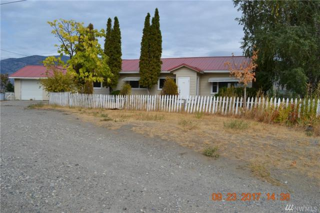 90 Boundary Point Rd, Oroville, WA 98844 (#1209516) :: Ben Kinney Real Estate Team