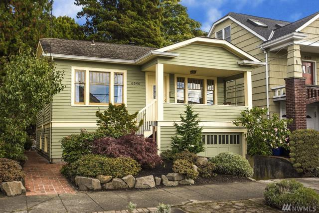 6546 Sycamore Ave NW, Seattle, WA 98117 (#1209520) :: Ben Kinney Real Estate Team