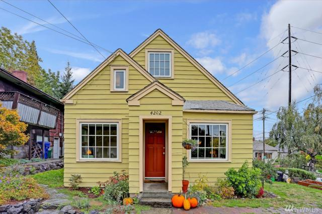 4202 4th Ave NE, Seattle, WA 98105 (#1209536) :: Alchemy Real Estate