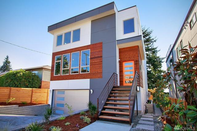 4021 SW Thistle St, Seattle, WA 98136 (#1209581) :: Ben Kinney Real Estate Team