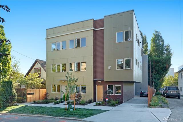709-C 15 Th Ave, Seattle, WA 98122 (#1209717) :: Ben Kinney Real Estate Team