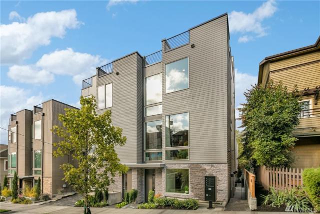 3645-B Dayton Ave N, Seattle, WA 98103 (#1209765) :: Alchemy Real Estate