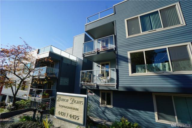 4421 Greenwood Ave N #304, Seattle, WA 98103 (#1209802) :: Beach & Blvd Real Estate Group