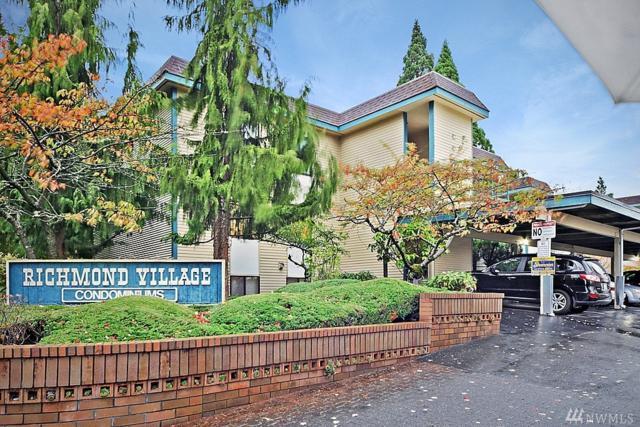 18900 8th Ave NW #201, Shoreline, WA 98177 (#1209811) :: The DiBello Real Estate Group