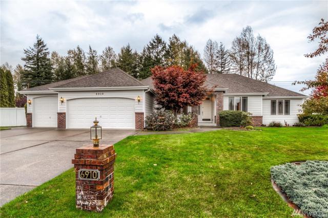 6910 227th St Ct E, Spanaway, WA 98387 (#1209823) :: Ben Kinney Real Estate Team
