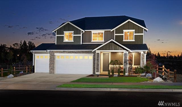 20419 SE 258th (Lot 12) Place, Covington, WA 98042 (#1210012) :: The Key Team