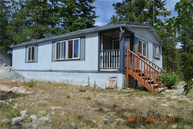 533-B Swanson Mill Rd B, Tonasket, WA 98855 (#1210169) :: Ben Kinney Real Estate Team