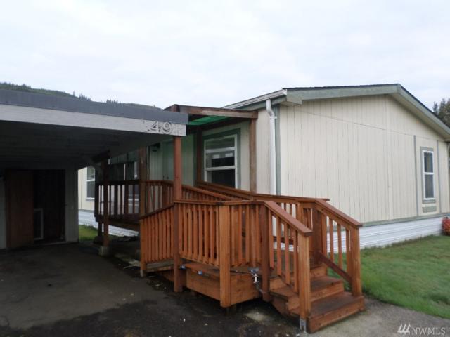 850 Cresent St, Raymond, WA 98577 (#1210735) :: Ben Kinney Real Estate Team