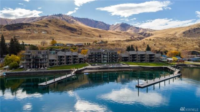103 N Park St #311, Chelan, WA 98816 (#1210977) :: Nick McLean Real Estate Group