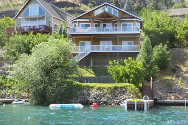 15884 S Lakeshore Rd, Chelan, WA 98816 (#1212059) :: Ben Kinney Real Estate Team