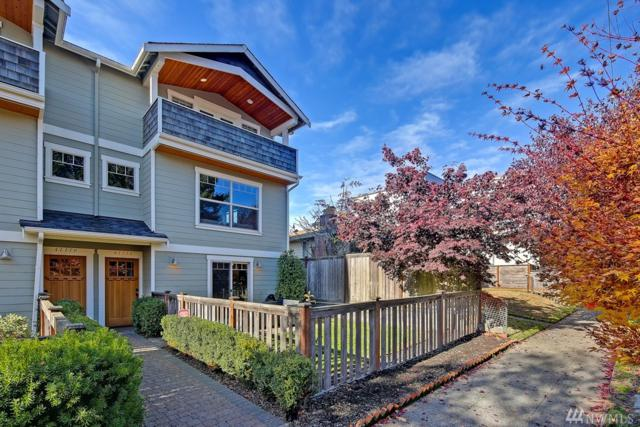 4111 42nd Ave SW A, Seattle, WA 98116 (#1213136) :: Ben Kinney Real Estate Team