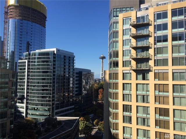 910 Lenora St S1101, Seattle, WA 98121 (#1214304) :: Beach & Blvd Real Estate Group