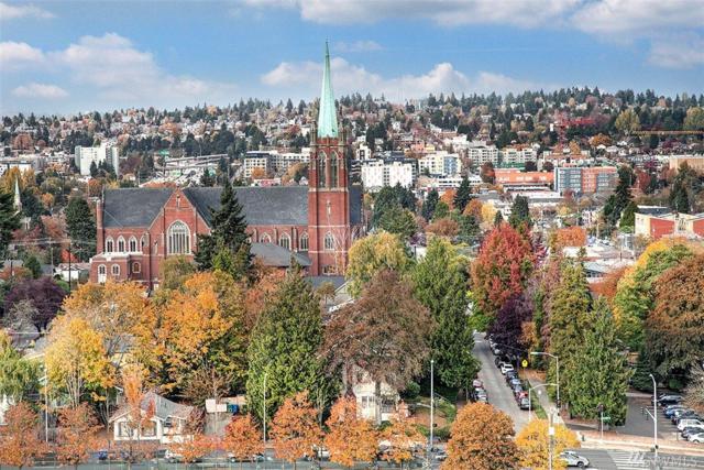 4540 8th Ave NE #1904, Seattle, WA 98105 (#1214385) :: Ben Kinney Real Estate Team