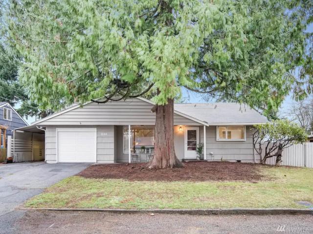 1244 N 172nd St, Shoreline, WA 98133 (#1214765) :: Ben Kinney Real Estate Team