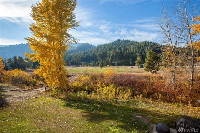 11645 Eagle Creek Rd, Leavenworth, WA 98826 (#1215372) :: Nick McLean Real Estate Group