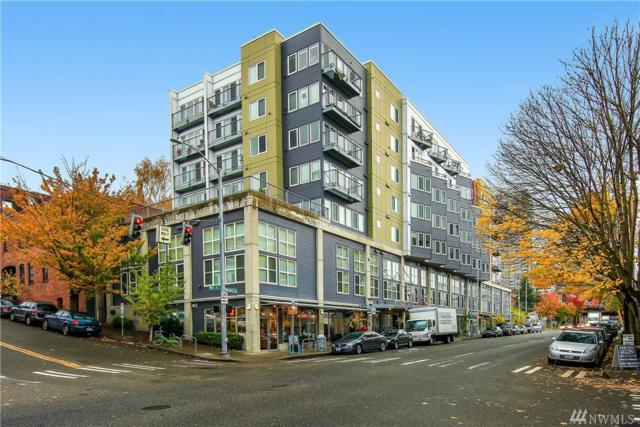 2440 Western Ave #618, Seattle, WA 98121 (#1215404) :: Beach & Blvd Real Estate Group