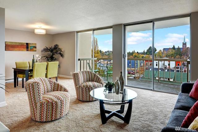 4540 8th Ave NE #705, Seattle, WA 98105 (#1215544) :: Ben Kinney Real Estate Team