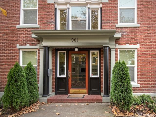 901 NE 43rd St #306, Seattle, WA 98105 (#1215730) :: Ben Kinney Real Estate Team