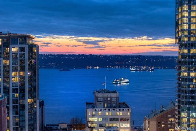 1920 4th Ave #2403, Seattle, WA 98101 (#1215945) :: Real Estate Solutions Group