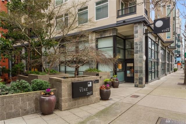 2607 Western Ave #257, Seattle, WA 98121 (#1215973) :: Alchemy Real Estate